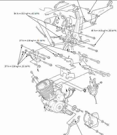 manual gratis despiece moto honda modelo cgr 125 formaci n profesional rh facilitadorfp wordpress com BizEx 125 Escapamento Curto Biz 125