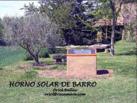 HORNO SOLAR D EBARRO