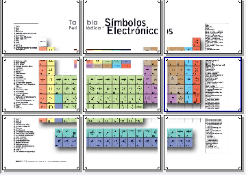 3x3 - Tabla Periodica Excel